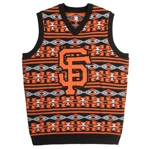*NWT* SF Giants Sweater Vest